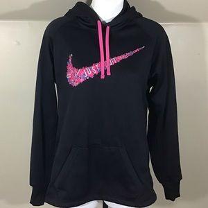 Nike Hoodie Pullover Fleece-Lined